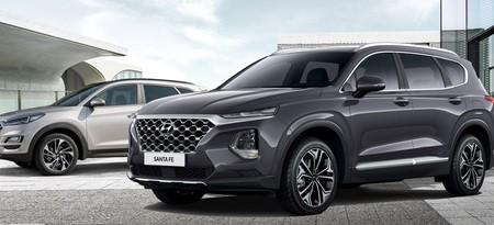 Выгода на Hyundai SANTA FE и TUCSON 2018 модельного года.